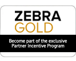 Zebra-Gold-Badge