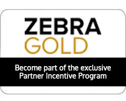 Zebra-Gold-Badge